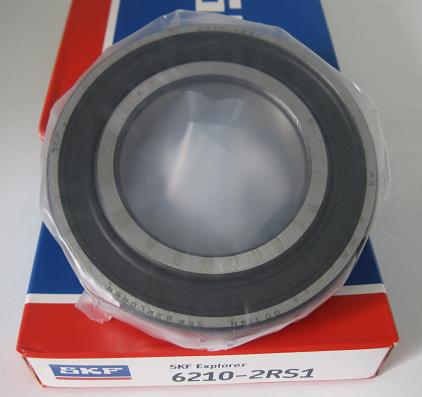 Vòng Bi SKF 6210 - 2RS1