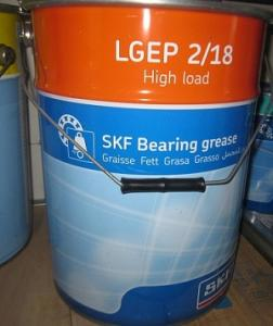 Mỡ SKF LGEP 2