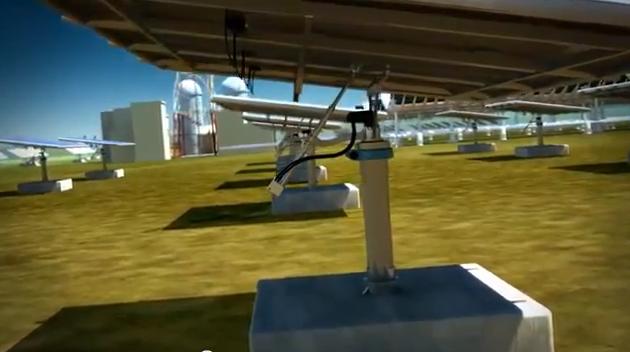 SKF - ứng dụng cho ngành công nghiệp năng lượng mặt trời