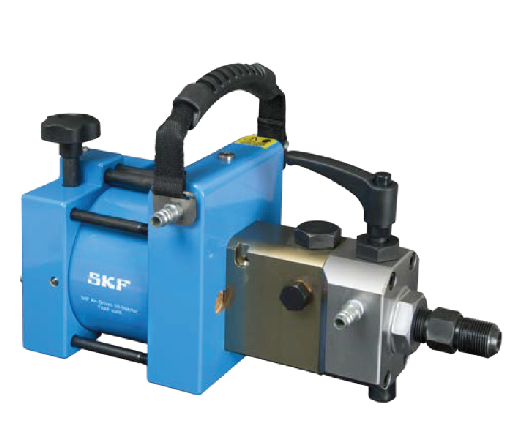 Các loại bơm thủy lực dẫn động bằng khí nén THAP 30, 150 và 300 MPa