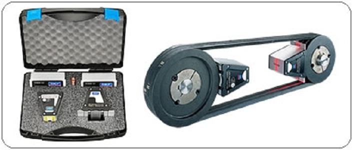 Dụng cụ kiểm tra và điều chỉnh độ đồng phẳng puly/đai TMEB 2